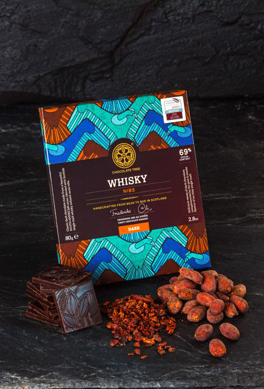 Chocolate Tree Whisky Chocolates