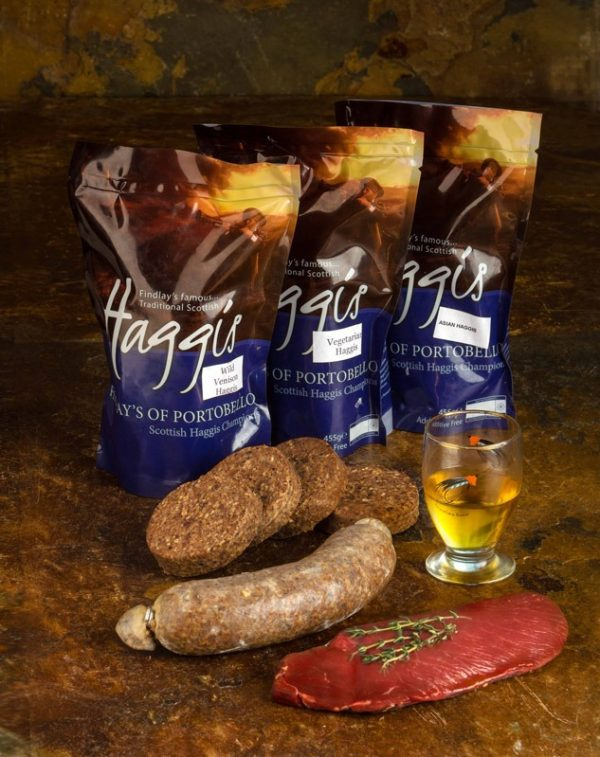 Findlays Haggis and Sausages