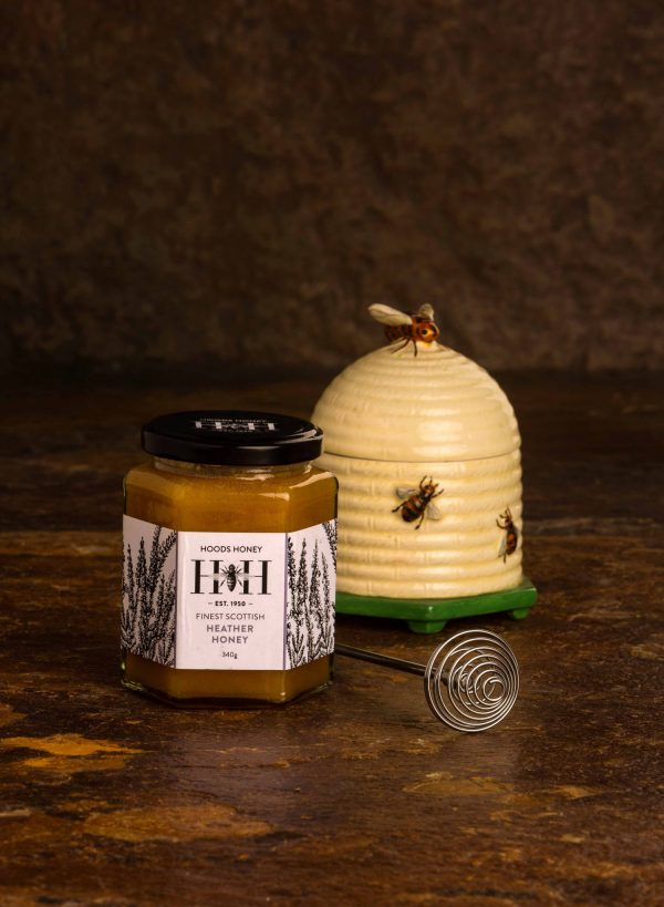 Hoods Honey Jar